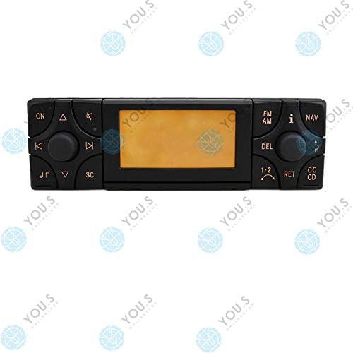 YOU.S Original A2088200589 RADIOKNOPF DREHRAD f/ür NAVI BO1150 APS BT-2