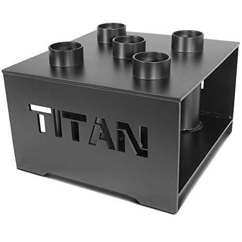 Titan-Fitness-Deluxe-Olympic-Barbell-5-Bar-Holder-Vertical-Storage-Rack-12x12