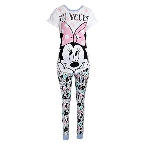 Disney Womens/Ladies I'm Yours Minnie Mouse Cotton for sale  Delivered anywhere in Canada