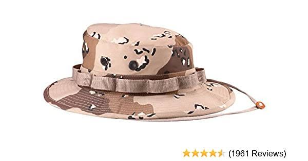 9158d518f2e Amazon.com  Rothco Boonie Hat  Sports   Outdoors