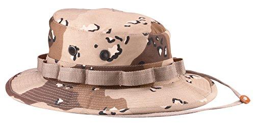 Rothco Boonie Hat Desert Camo - (7 1/2) Inch