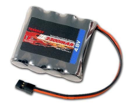 4.8V Side by Side Receiver RX Battery Pack