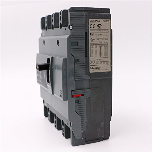 NEW Schneider Circuit Breaker EZC250F44200 EZC250F TMD 200A 4p4d