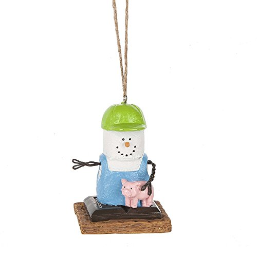 S'mores Original 2017 Farmer Ornament