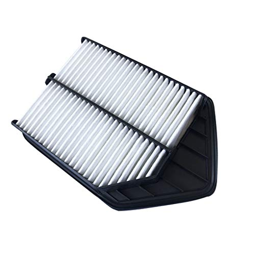 OmkuwlQ 17220-REZ-A00 Air Cleaner Element Car Engine Air Filter Replacement for Honda CRV 2010-2011 ()