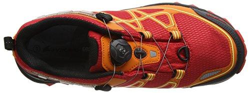 Viking 1031 Boa Red Scarpe GTX Rot Rosso Adulto Anaconda Orange Unisex da IV Escursionismo rUARrW4n