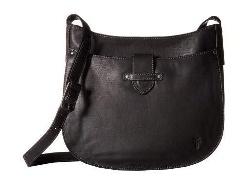 Frye(フライ) レディース 女性用 バッグ 鞄 バックパック リュック Olivia Large Crossbody - Black [並行輸入品] B07HVHWF22