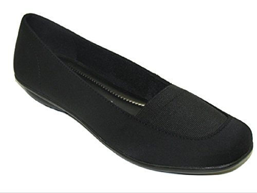 Donne Mootsies Tootsies Flats - Dandy - Black (6, Nero)