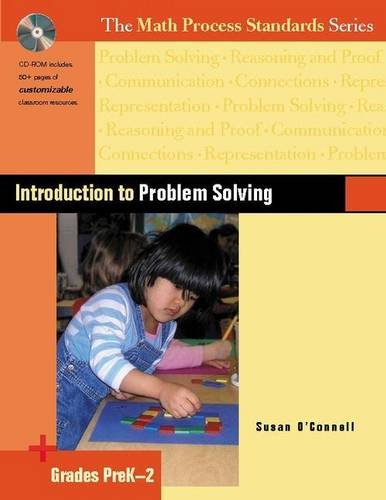 Process Standards Math Series (Introduction to Problem Solving, Grades PreK-2 (The Math Process Standards Series, Grades Prek-2))