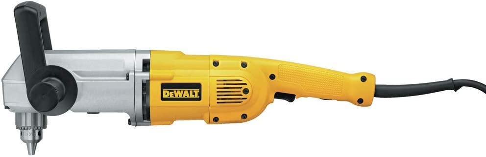 DEWALT DW124 11.5 Amp 1 2-Inch Right Angle Drill