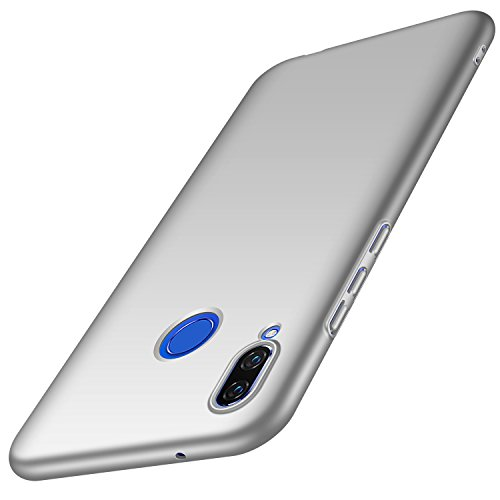 Protection Material - Anccer Huawei Nova 3 Case, [Colorful Series] [Ultra-Thin] [Anti-Drop] Premium Material Slim Full Protection Cover for Huawei Nova 3 (Smooth Silver)