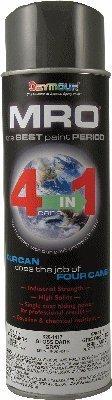 Seymour MRO Spray Paint - MRO Paint: Dark Gray (Ansi 49) - Pack Of 6