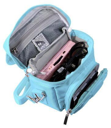 Amazon.com: G-HUB game and Console Travel Bag for Nintendo DS ...
