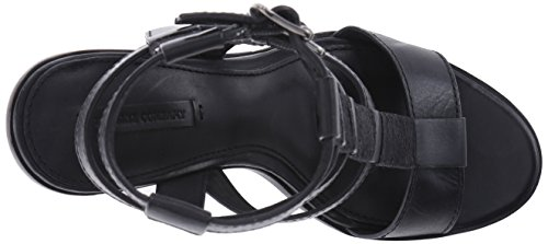 vestido sandalias gladiador Negro Suzie Frye 6nqxg44
