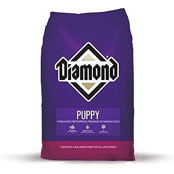 Puppy Diamond Dog Food >> Amazon Com Diamond Premium Recipe Complete And Balanced Dry Dog