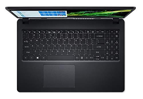 Acer Aspire 3 A315-56 15.6-inch Laptop (10th Gen Core i3-1005G1/4GB/256GB SSD/Window 10/Intel UHD Graphics), Shale Black