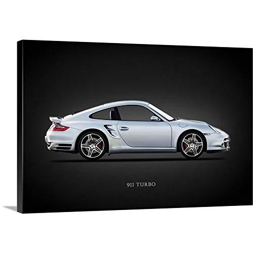 Porsche 911 Turbo 997 2007