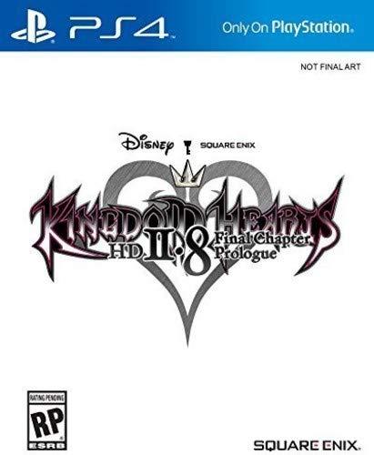 Kingdom Hearts HD 2.8 Final Chapter Prologue PlayStation 4 91778