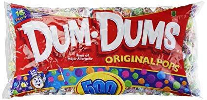 Dum Dum's Pops, 5.3 lbs (2 Pack)