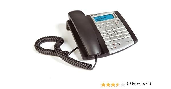 Topcom Fidelity 1100 2 Piece - Teléfono Fijo 2 Piezas0: Amazon.es ...
