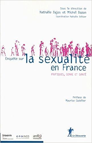 Ilmaiset e-kirjat lataavat pdf-tiedoston Enquête sur la sexualité en France (French Edition) PDF MOBI