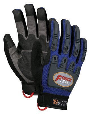 - FORCEFLEX DRY GRIP TPR PROTECTION- HOOK/LOOP XL