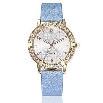 Relojes de mujer, Mujer Reloj de Vestir Reloj de Pulsera ...