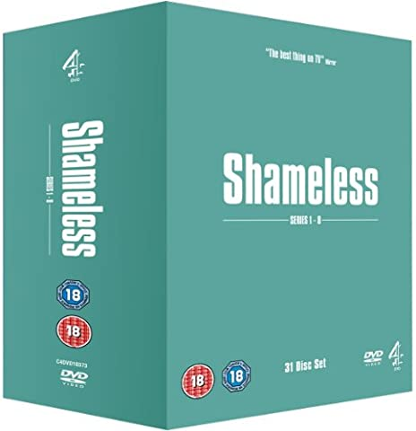 Shameless Series 1-8 (Shameless Complete Series Dvd)