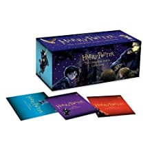 Harry Potter - The Complete Audio Collection Audiobook Box Set (103 CDs) (Harry Potter)