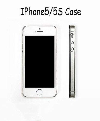 iPhone 5 / iPhone 5S Coque,Coque IPhone 5S,One Piece Apple iPhone 5 Screen Protector Protection pour Apple iPhone 5/5s,Coque Pour iPhone 5S TPU Haute Densité Housse