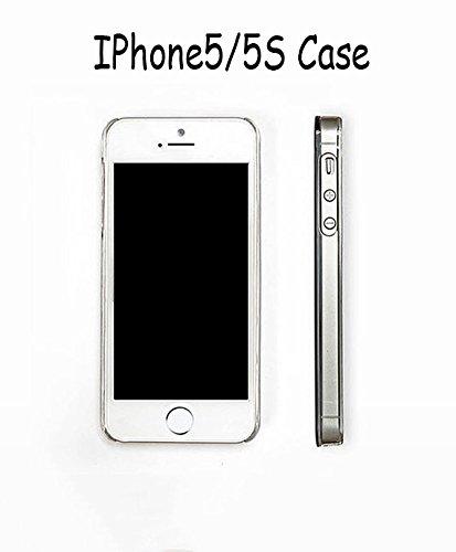 Coque iPhone 5S,One Piece iPhone 5/5S Coque,Silicone Etui Coque Case pour iPhone 5 5S-Coque/Housse/Etui/Pochette/Protection étanche/ imperméable Pour iPhone 5 5S
