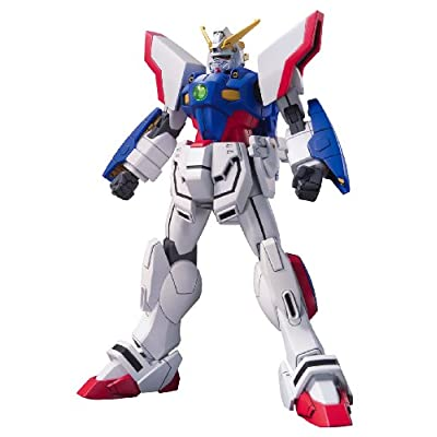 Bandai #128 Master Gundam and Fuunsaiki 1/144 High Grade Future Century