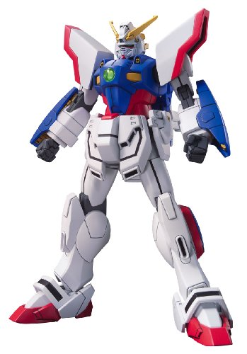 Bandai #127 Shining Gundam 1/144 High Grade Future Century from Bandai Hobby