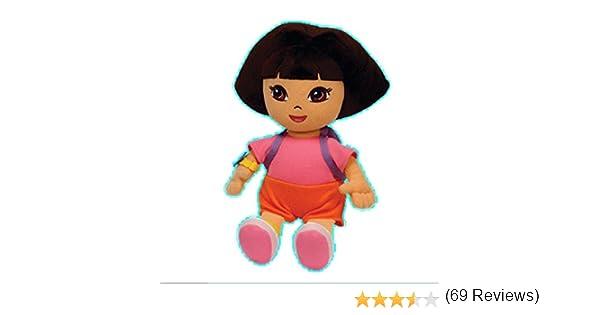 TY - TY90060 - Peluche Dora Exploradora: Amazon.es: Juguetes y juegos