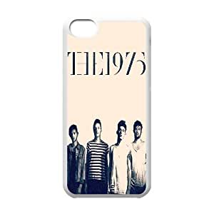 Customized the 1975 Phone Case, Personalized Hard Back Phone Case for iPhone 5C the 1975