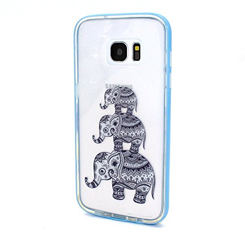 Price comparison product image Urberry Samsung Galaxy S7 Edge Case, 2 in 1 Design case for Galaxy S7 Edge with a Phone Bracket