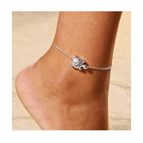 Edary Beach Turtle Anklet...