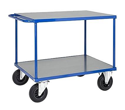 Mesa carrito transportador (Piso, con ruedas, estable carro ...