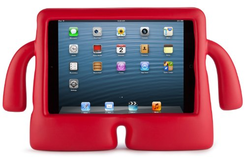 - Speck iGuy Standing Cover for iPad Mini, Chili Pepper Red (SPK-A1518)