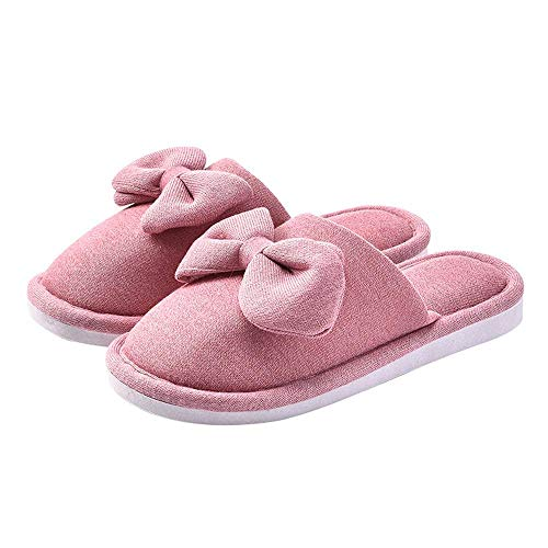 House 4 Shoes Men Warm Foam Indoor Women Unisex Cozy Home Red Slippers Memory Luobote Slides 6UvpqWw