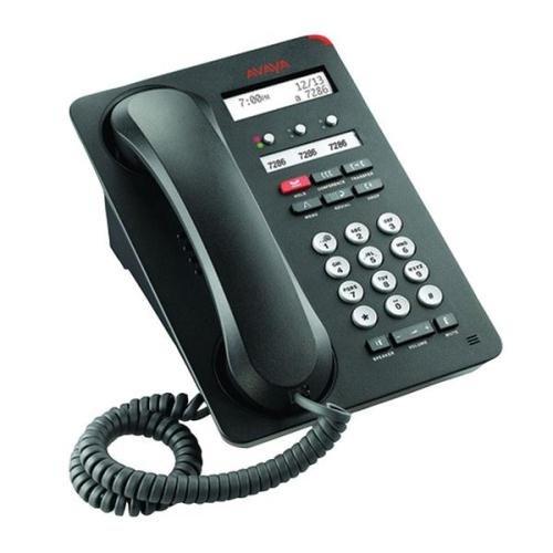Avaya 1403 Standard Phone - Black 700508193