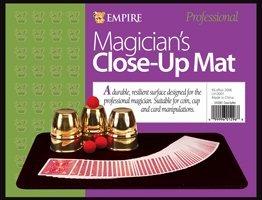Mat of close-up Black MAK Magic