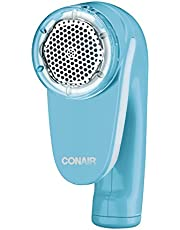 Conair Desfuzador/barbeador de tecido operado por bateria, azul