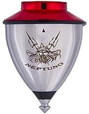 Trompo peonza Neptuno Roller Original - Tapa roja.