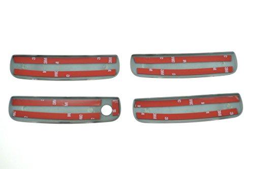 Charger Handle Door - Fits 11-19 DODGE CHARGER - Gloss Black Door Handle Covers