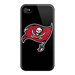 Rgwens Snap On Hard Case Cover Tampa Bay Buccaneers 5 Protector For Iphone 4/4s
