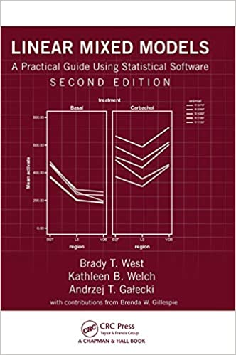Amazon com: Linear Mixed Models: A Practical Guide Using Statistical