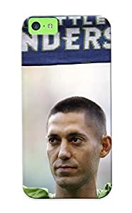 [535babc2817]premium Phone Case For Iphone 5c/ Clint Dempsey Seale Sounders Soccer Tpu Case Cover(best Gift Choice)