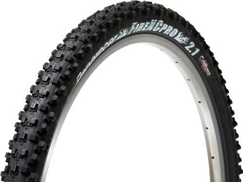 Panaracer Fire XC Pro Fold Tubeless Compatible Tire, 26 x 2.1, Black/Black
