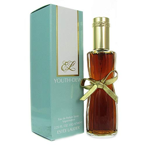 Youth Dew Perfume By Estée Lauder 60th Anniversary Birthday Limited Edition Eau De Parfum 67ml/2.25 Fl.oz ()